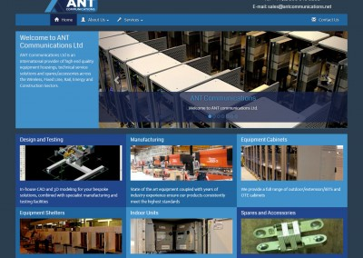 ANT Communications Ltd.