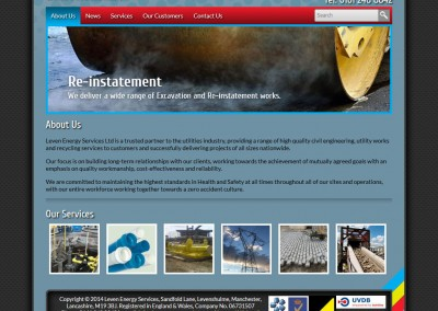 Leven Energy Services (UK) Ltd.